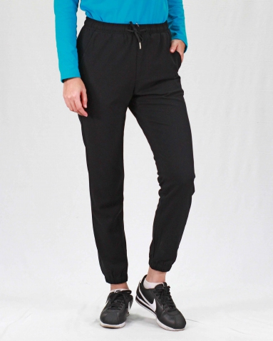 RAINE JOGGER LONG PANTS IN BLACK