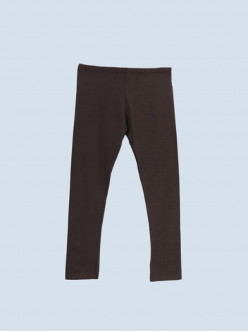 SUMMER LONG LEGGINGS IN DARK BROWN