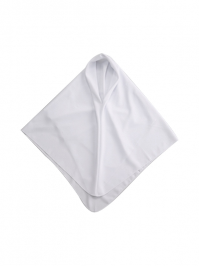 GIRLS KAIN TUDUNG IN WHITE