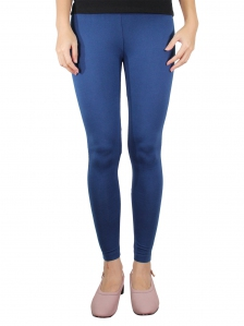 FLORA LONG LEGGINGS IN DARK NAVY