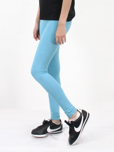 HEBE LONG LEGGINGS IN LIGHT BLUE