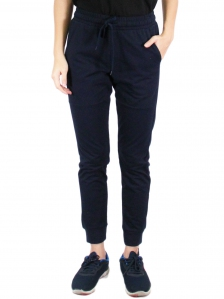GLORIA JOGGER LONG PANTS IN DARK NAVY