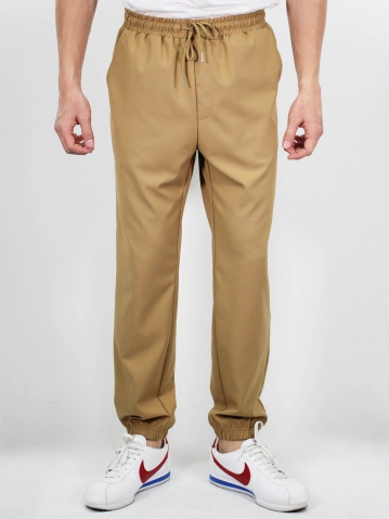 MIKE JOGGER LONG PANTS IN GOLD