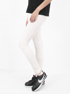 HEBE LONG LEGGINGS IN OFF WHITE