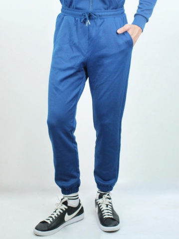 JACK KNITTED JOGGER PANT IN DARK ROYAL