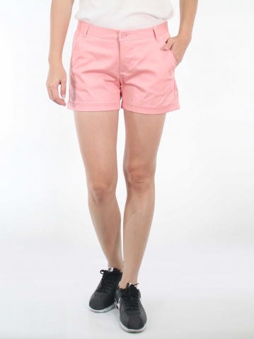 KATE COTTON SHORT PANTS IN PINK